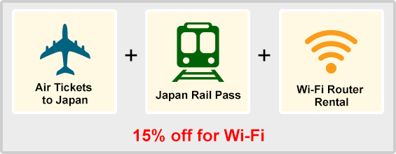 Unlimited Mobile WiFi Router Rental for Japan! $4/Day for 14
