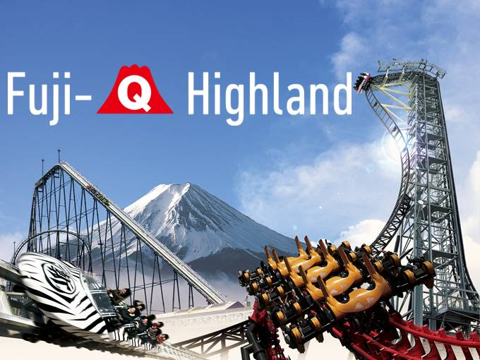 Image result for fuji q highland bus