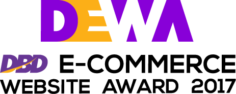 dewa e-commerce website award 2017
