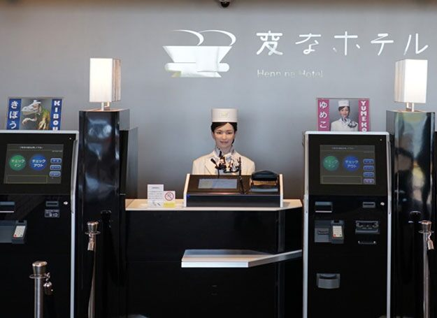 Henn Na Hotel First Ever Robot Staffed Hotel Hisgo Com