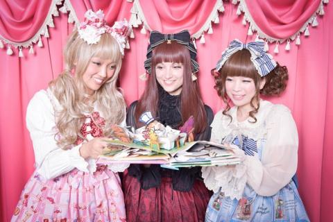 Lolita Fashion Makeover in Harajuku