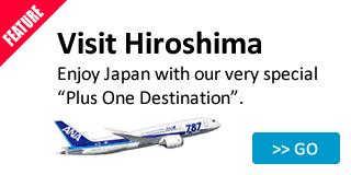 Visit Hiroshima