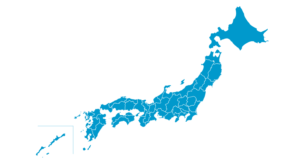 OKINAWA - Japan map png